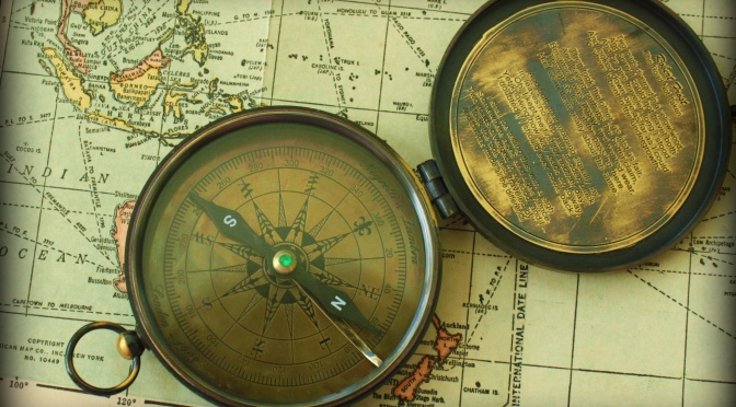 Leitura: O que é um mapa?