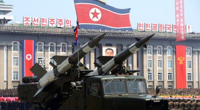 Cronologia da tensão e diálogo entre a coreia do norte, coreia do sul e estados unidos
