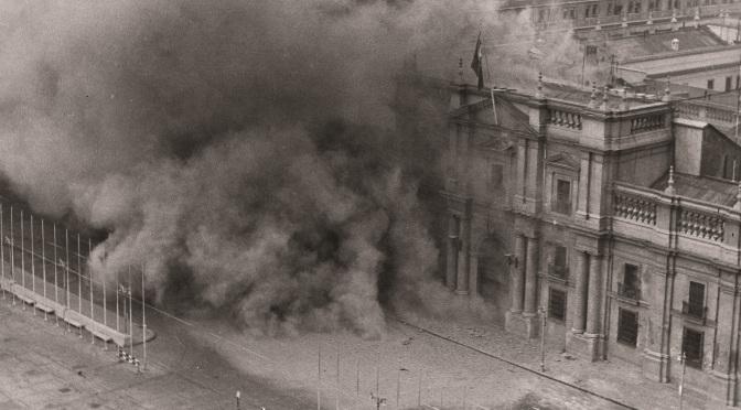 Dica de vídeo: 11 de setembro de 1973, Chile.