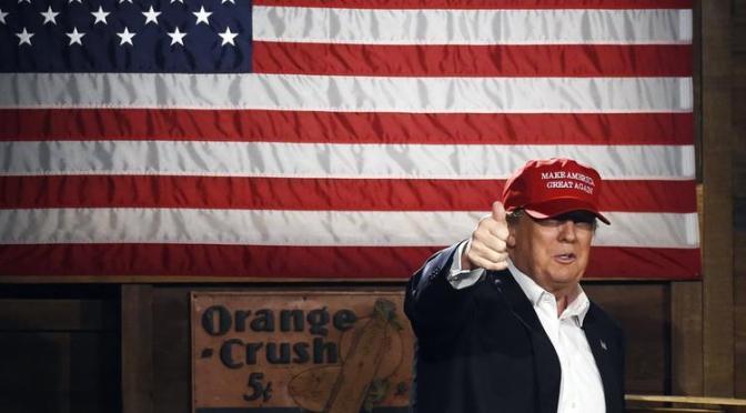 1. Quem é Donald Trump e as eleições norte-americana