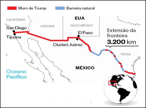 mapa méxico fronteira muro.png