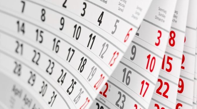 Calendário de vestibulares 2019 e do Enem 2018