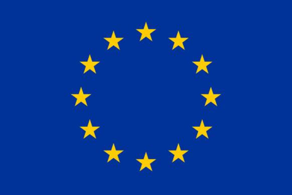 bandeira união europeia