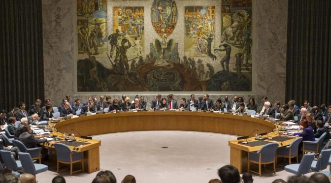 O Conselho de Segurança da ONU e suas limitações