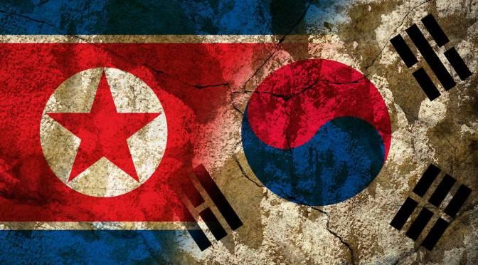 Material sobre o conflito entre as Coreias