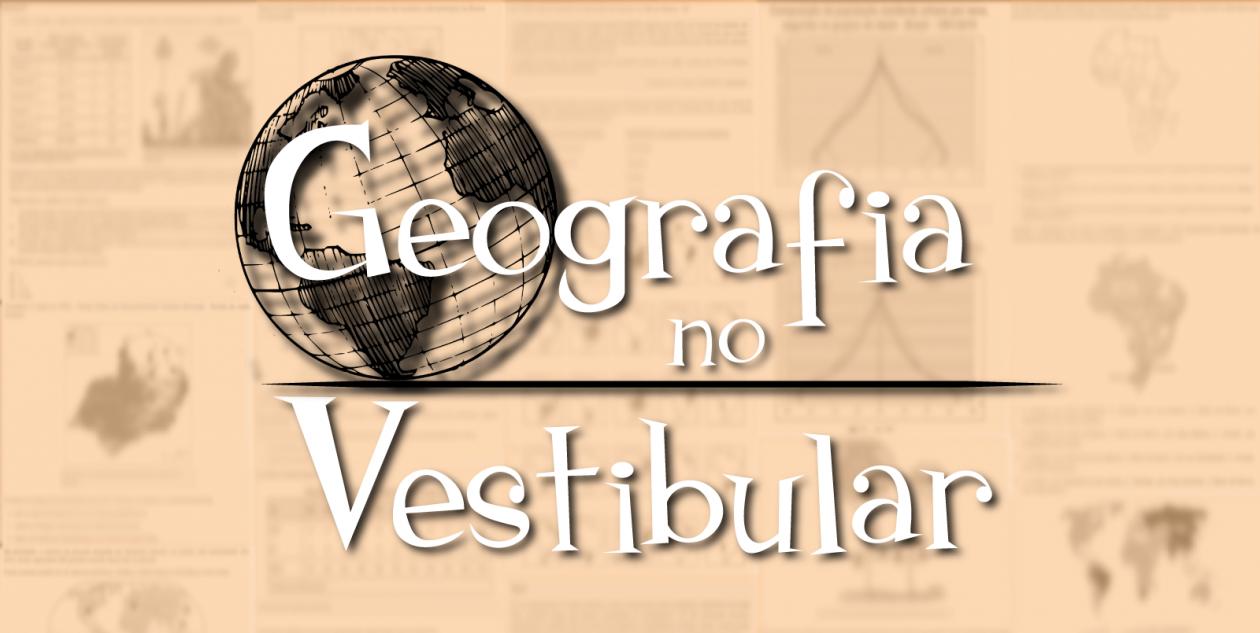 Geografia no Vestibular