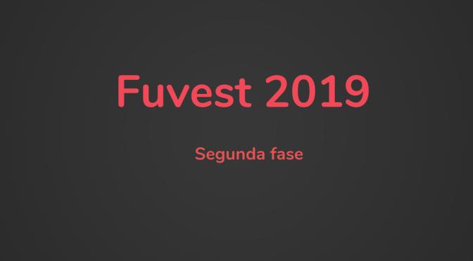Fuvest 2019: correção da prova de geografia da segunda fase