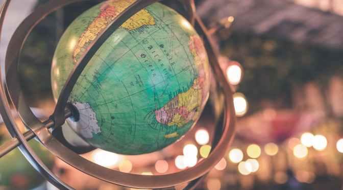 Geografia: o que estuda?por que devemos estudar?e como devemos estudar?