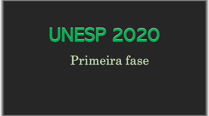 questões de geografia na unesp 2020 (primeira fase)