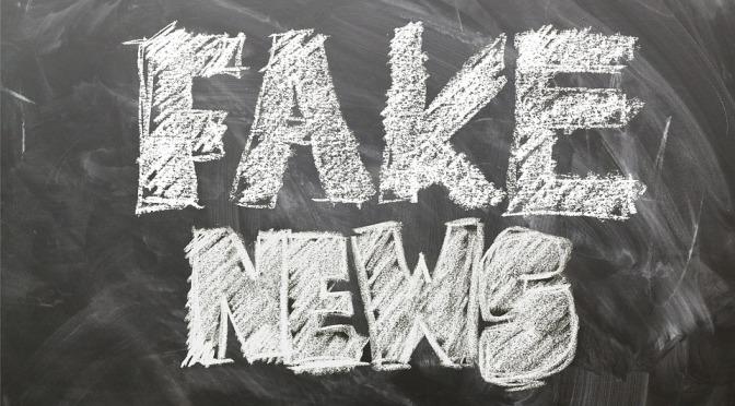 Fake News e projeto de combate a fake news no Brasil
