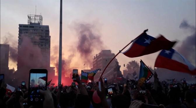 PODCAST RÁDIO GEOGRÁFICA:  a crise do Chile e a nova constituição
