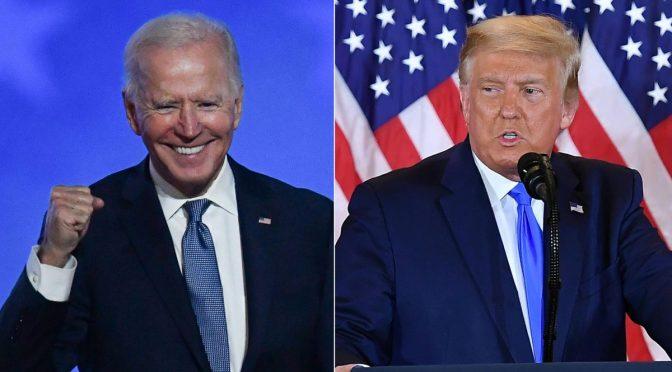 PODCAST RÁDIO GEOGRÁFICA:  Eleições nos EUA