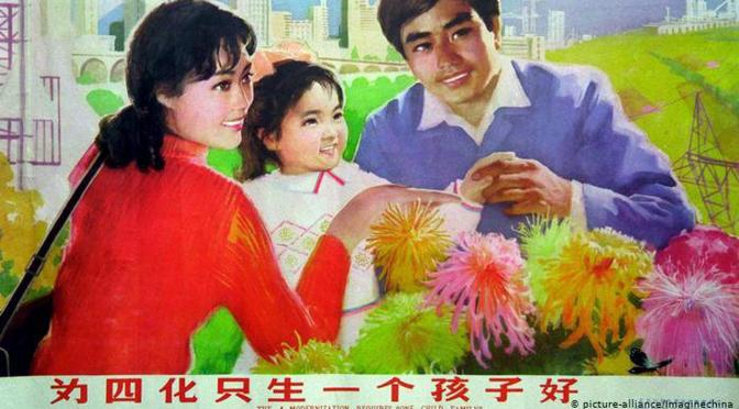 Da política do filho único ao incentivo a natalidade: uma análise da política de natalidade chinesa