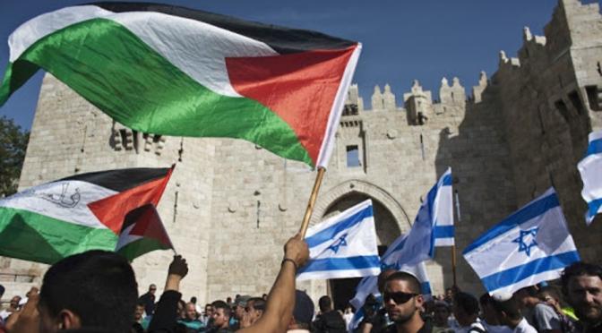 A questão histórica da palestina e israel